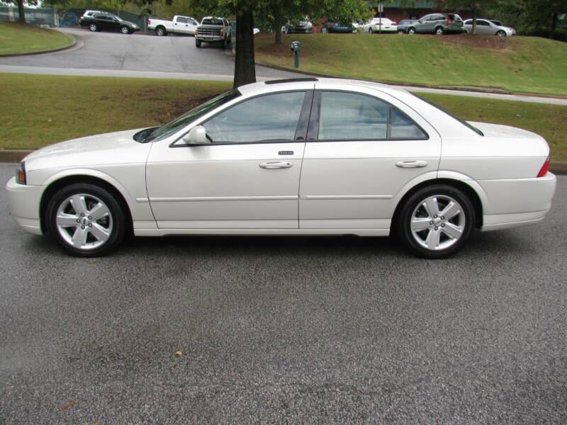 2006 Lincoln LS for sale at Automotion Of Atlanta in Conyers GA