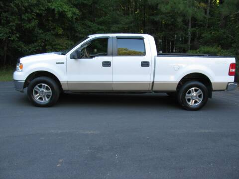 2007 Ford F-150 for sale at Automotion Of Atlanta in Conyers GA
