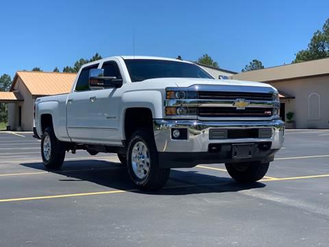 2015 Chevrolet Silverado 2500HD for sale in Des Arc, AR