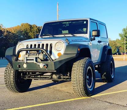 2008 Jeep Wrangler for sale in Des Arc, AR