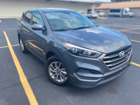 2016 Hyundai Tucson for sale at D3 Auto Sales in Des Arc AR
