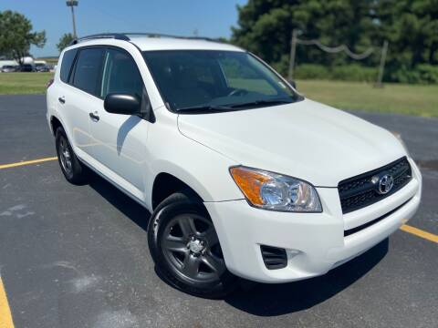 2010 Toyota RAV4 for sale at D3 Auto Sales in Des Arc AR