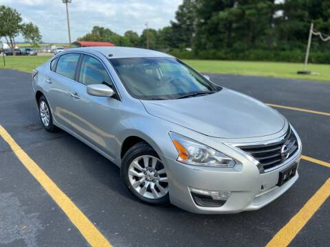 2014 Nissan Altima for sale at D3 Auto Sales in Des Arc AR