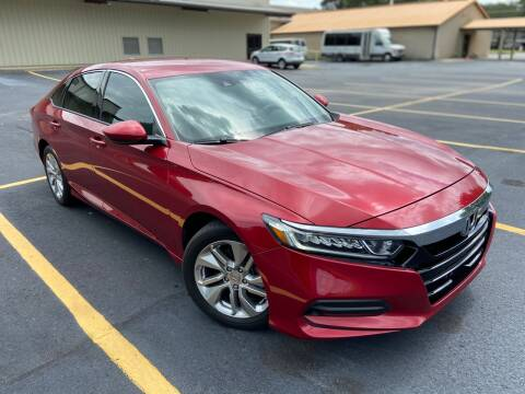 2018 Honda Accord for sale at D3 Auto Sales in Des Arc AR