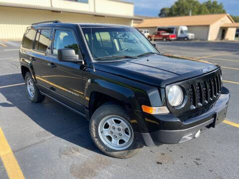 2016 Jeep Patriot for sale at D3 Auto Sales in Des Arc AR