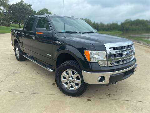 2014 Ford F-150 for sale at D3 Auto Sales in Des Arc AR