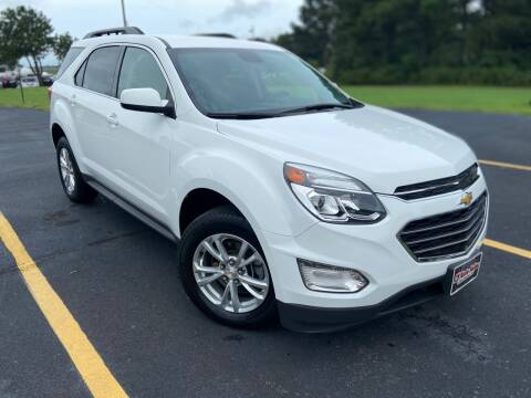 2016 Chevrolet Equinox for sale at D3 Auto Sales in Des Arc AR