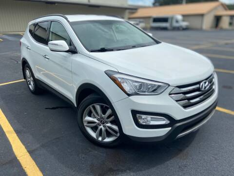 2014 Hyundai Santa Fe Sport for sale at D3 Auto Sales in Des Arc AR