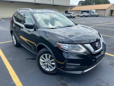 2017 Nissan Rogue for sale at D3 Auto Sales in Des Arc AR