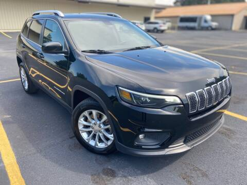 2019 Jeep Cherokee for sale at D3 Auto Sales in Des Arc AR