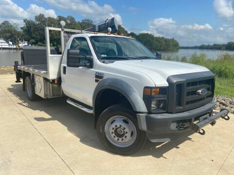 2010 Ford F-550 Super Duty for sale at D3 Auto Sales in Des Arc AR