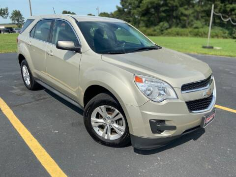 2014 Chevrolet Equinox for sale at D3 Auto Sales in Des Arc AR