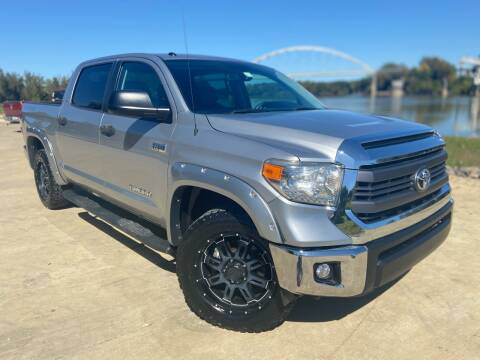 2015 Toyota Tundra for sale at D3 Auto Sales in Des Arc AR