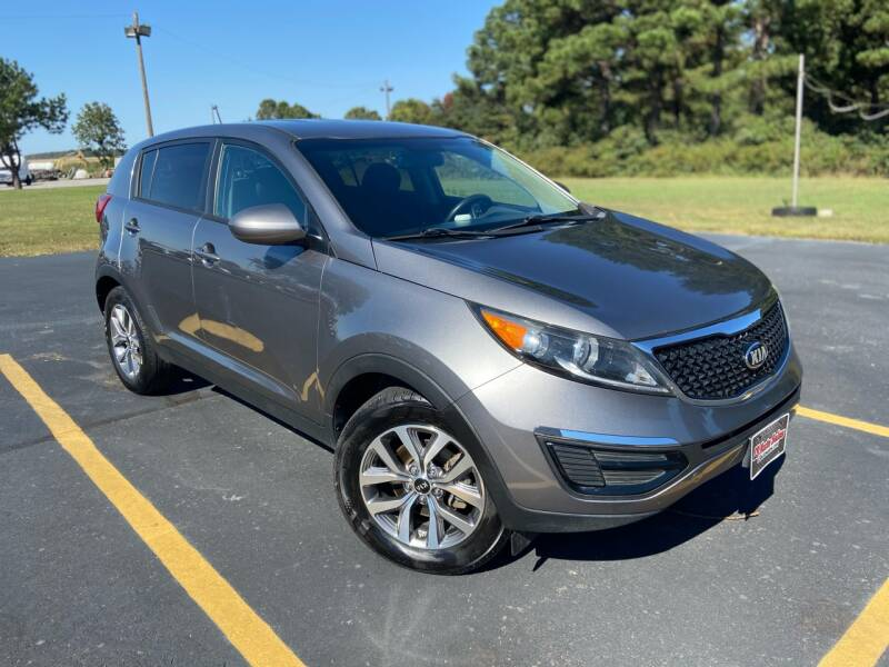2016 Kia Sportage for sale at D3 Auto Sales in Des Arc AR