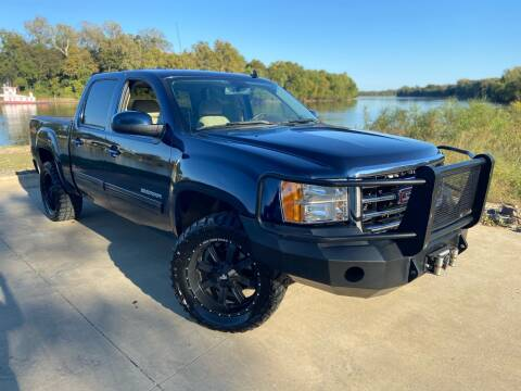 2012 GMC Sierra 1500 for sale at D3 Auto Sales in Des Arc AR