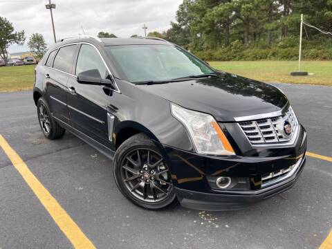 2016 Cadillac SRX for sale at D3 Auto Sales in Des Arc AR