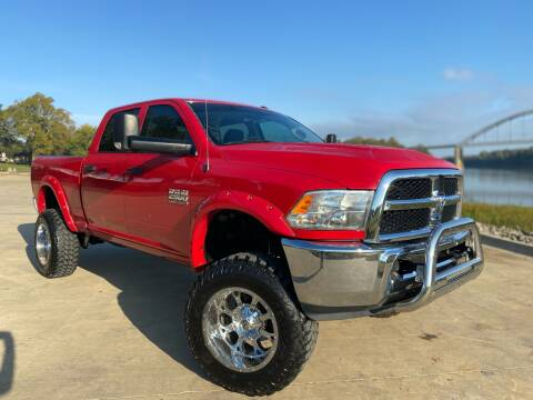 2017 RAM Ram Pickup 2500 for sale at D3 Auto Sales in Des Arc AR