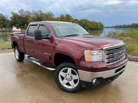 2013 GMC Sierra 2500HD for sale at D3 Auto Sales in Des Arc AR