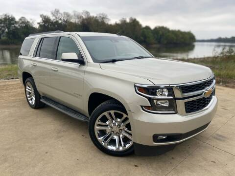2015 Chevrolet Tahoe for sale at D3 Auto Sales in Des Arc AR