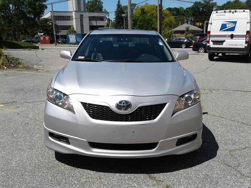 2007 Toyota Camry for sale at Hi-Tech Auto Sales in Providence RI