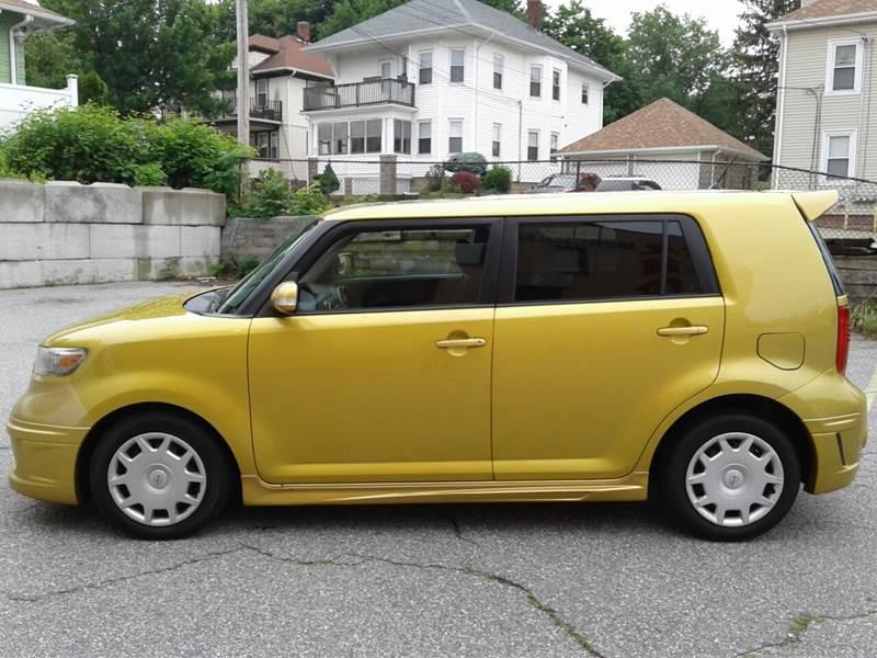 2008 Scion xB for sale at Hi-Tech Auto Sales in Providence RI