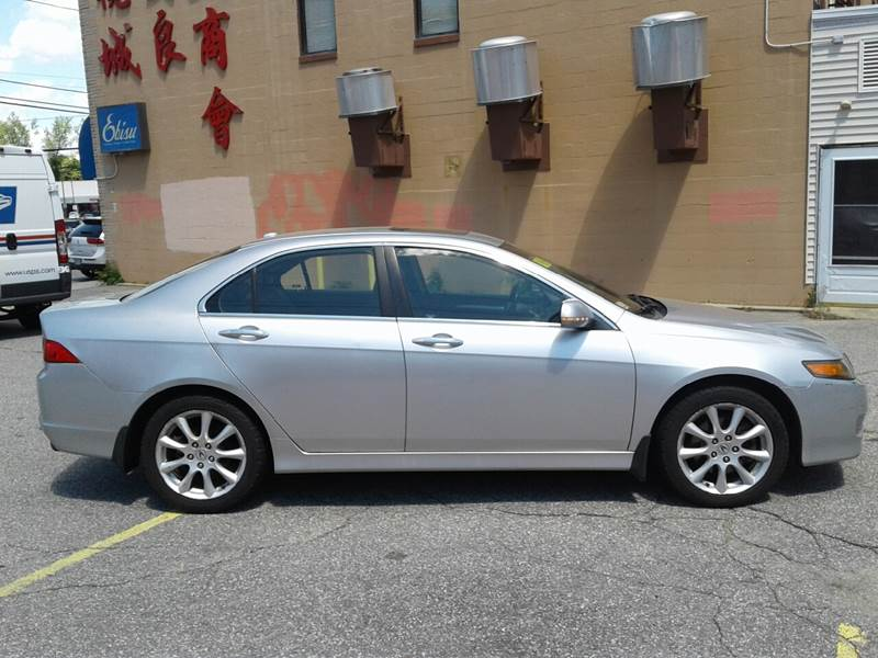 2006 Acura TSX for sale at Hi-Tech Auto Sales in Providence RI
