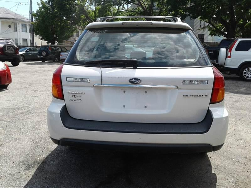 2006 Subaru Outback for sale at Hi-Tech Auto Sales in Providence RI