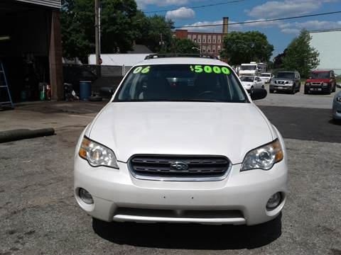 2006 Subaru Outback for sale at Hi-Tech Auto Sales in Providence RI