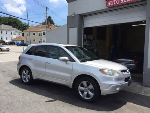 2007 Acura RDX for sale at Hi-Tech Auto Sales in Providence RI