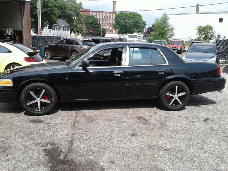2011 Ford Crown Victoria for sale at Hi-Tech Auto Sales in Providence RI
