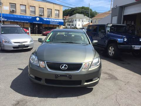 2006 Lexus GS 300 for sale at Hi-Tech Auto Sales in Providence RI