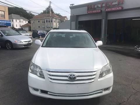 2006 Toyota Avalon for sale at Hi-Tech Auto Sales in Providence RI