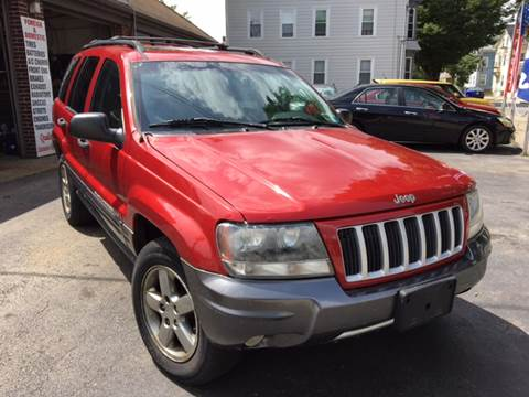 2004 Jeep Grand Cherokee for sale at Hi-Tech Auto Sales in Providence RI