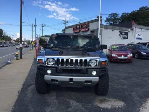 2008 HUMMER H2 SUT for sale in Providence, RI