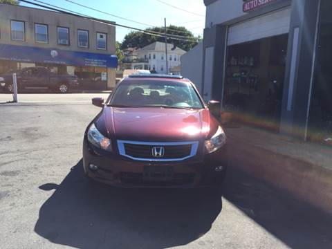 2009 Honda Accord for sale at Hi-Tech Auto Sales in Providence RI