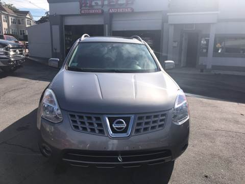 2009 Nissan Rogue for sale at Hi-Tech Auto Sales in Providence RI