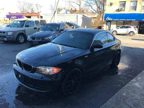 2008 BMW 1 Series for sale at Hi-Tech Auto Sales in Providence RI