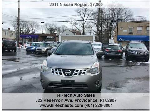 2011 Nissan Rogue for sale in Providence, RI