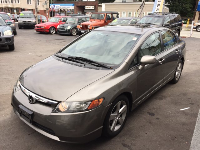 2008 Honda Civic for sale at Hi-Tech Auto Sales in Providence RI