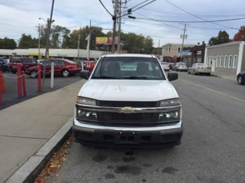 2006 Chevrolet Colorado for sale at Hi-Tech Auto Sales in Providence RI
