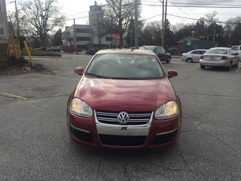 2006 Volkswagen Jetta for sale at Hi-Tech Auto Sales in Providence RI