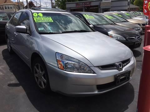 2004 Honda Accord for sale at Hi-Tech Auto Sales in Providence RI