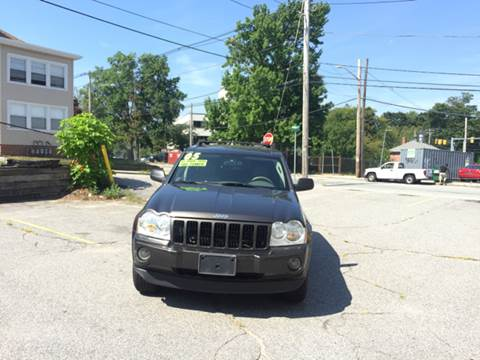 2005 Jeep Grand Cherokee for sale at Hi-Tech Auto Sales in Providence RI