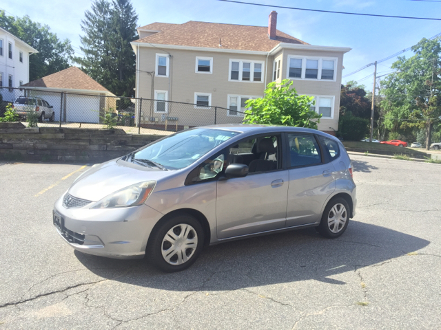 2009 Honda Fit for sale at Hi-Tech Auto Sales in Providence RI