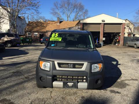 2010 Honda Element for sale at Hi-Tech Auto Sales in Providence RI