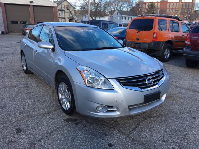 2012 Nissan Altima for sale at Hi-Tech Auto Sales in Providence RI