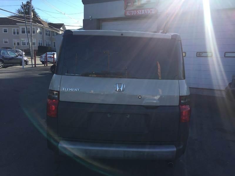 2005 Honda Element for sale at Hi-Tech Auto Sales in Providence RI