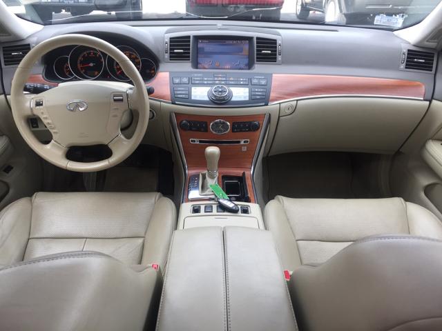 2007 Infiniti M35 for sale at Hi-Tech Auto Sales in Providence RI