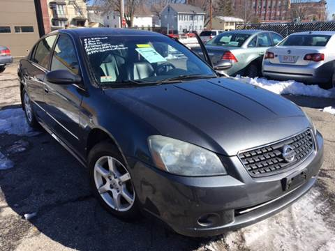 2005 Nissan Altima for sale at Hi-Tech Auto Sales in Providence RI