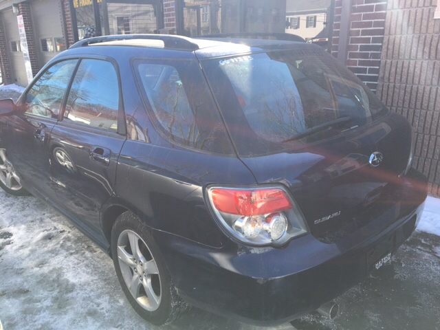 2006 Subaru Impreza for sale at Hi-Tech Auto Sales in Providence RI